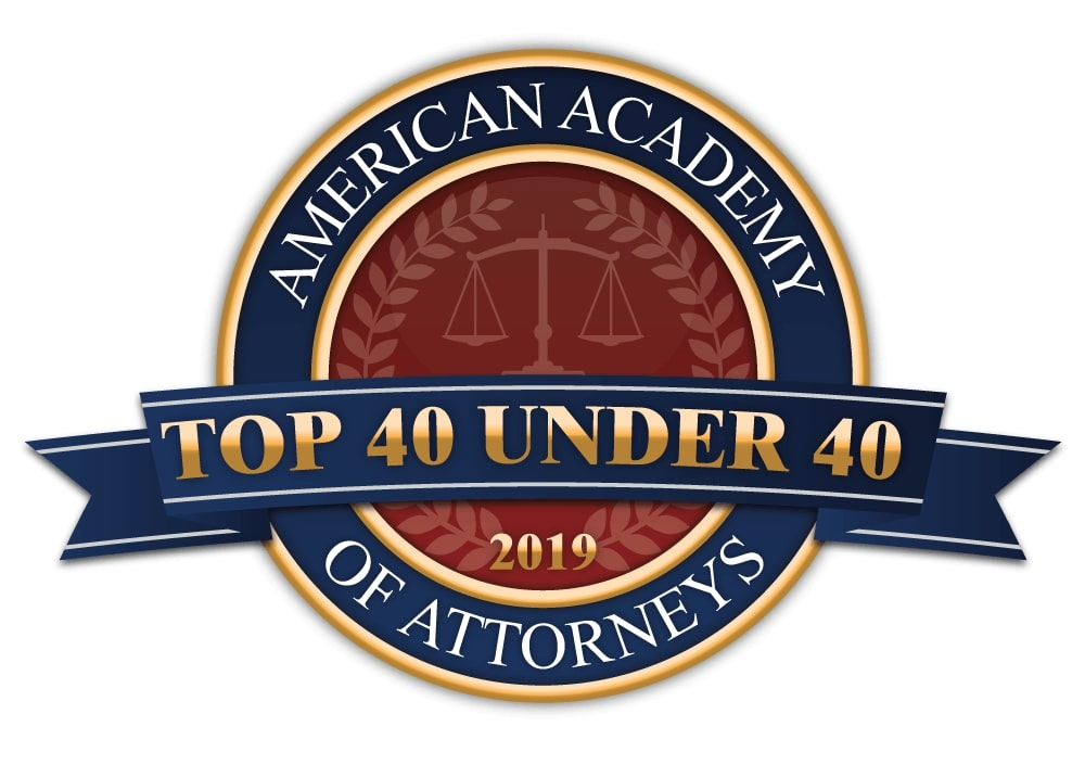 Top 40 Under 40 - American Academy of Attorneys