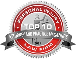 Top 10 Personal Injury Law Firm
