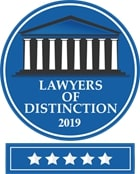 Lawyers of Distinction 2019 - Jennie Levin