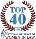 Top 40 Under 40 - Women In Law
