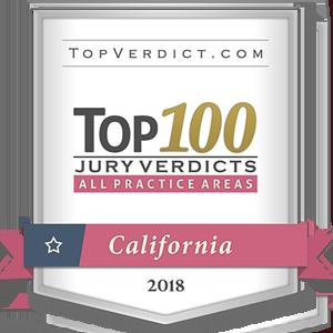 Jennie Levin Top 100 Jury Verdicts California 2018